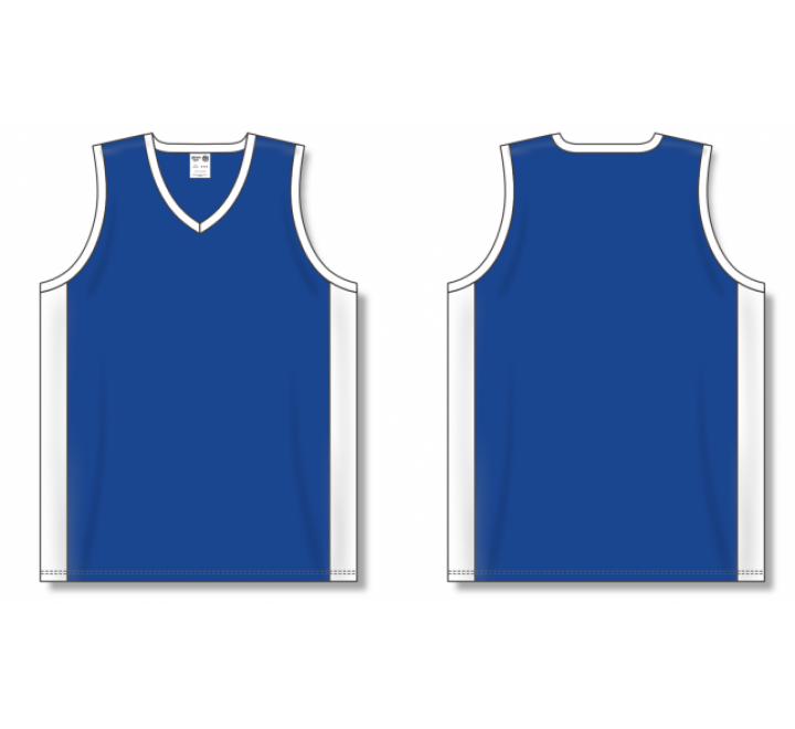 Dry-Flex Pro Cut with Inserts Basketball Jerseys - Royal