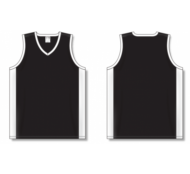 Dry-Flex Pro Cut with Inserts Basketball Jerseys - Black