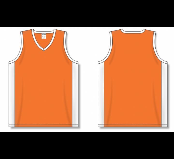 Dry-Flex Pro Cut with Inserts Basketball Jerseys - Orange