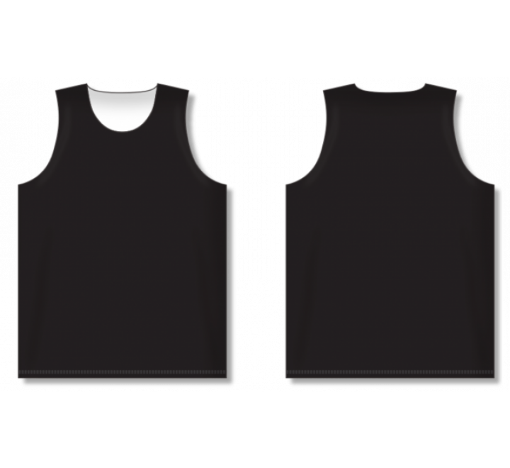 Dry-Flex Pro Cut Basketball Jerseys - Black