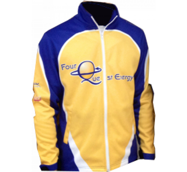 Promotional Sublimated Mens Curling Jackets