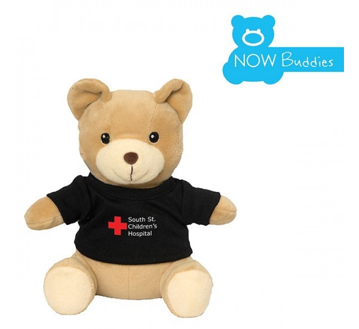 "Georgie Bear 6"" with T-Shirt"