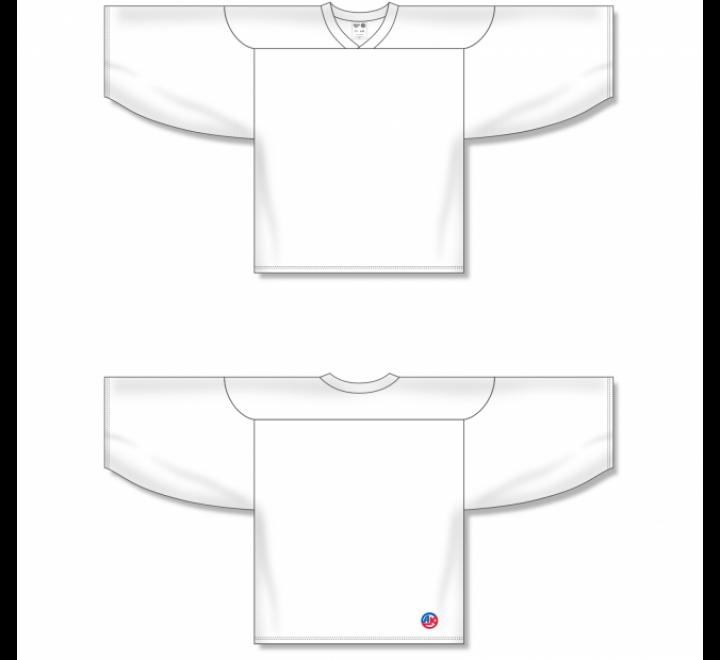 Practice Series Hockey Jerseys - White