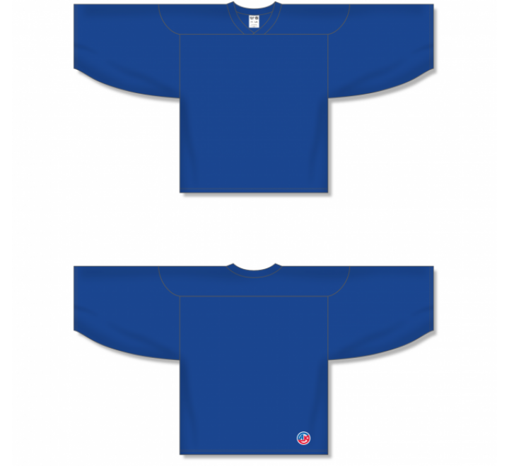 Practice Series Hockey Jerseys - Royal