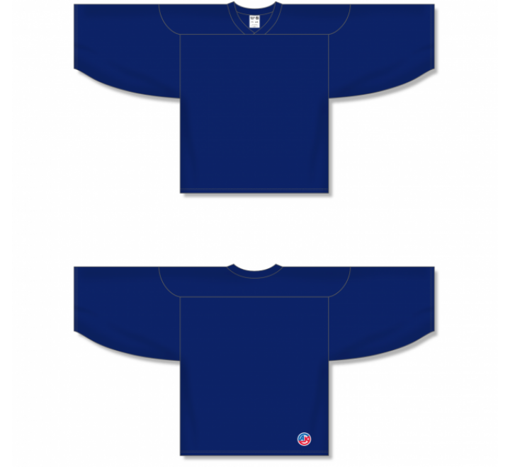Practice Series Hockey Jerseys - Navy
