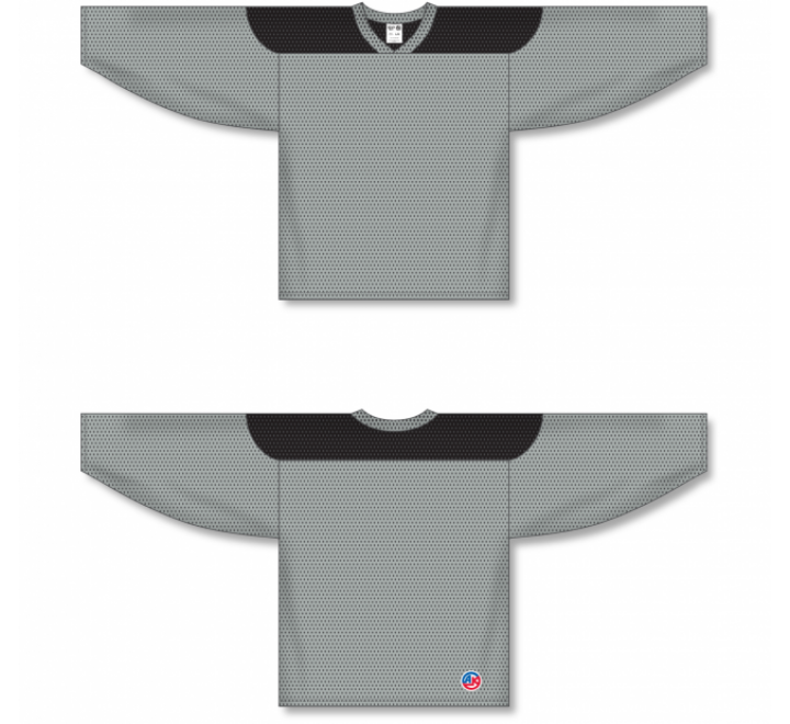 League Series Hockey Jerseys - Grey