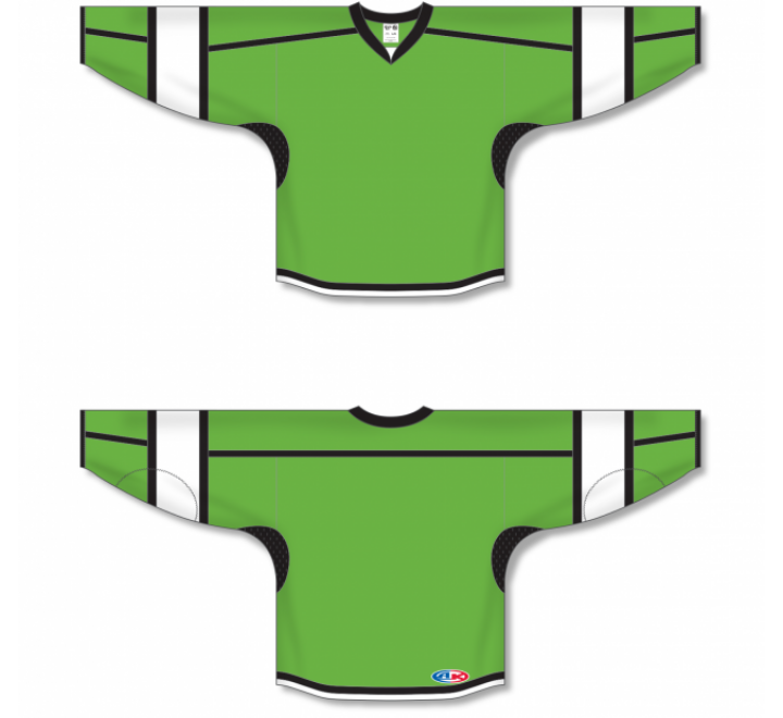 Select Series Hockey Jerseys - Lime Gree