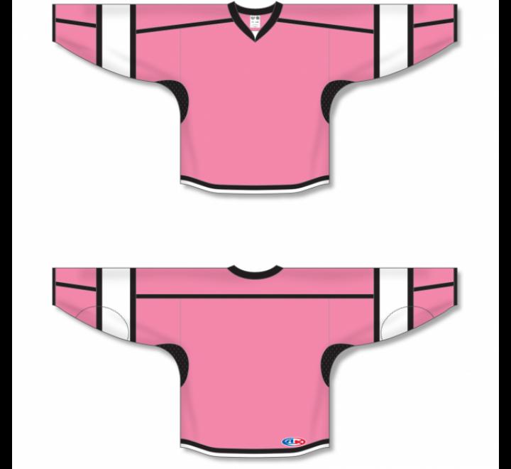 Select Series Hockey Jerseys - Pink