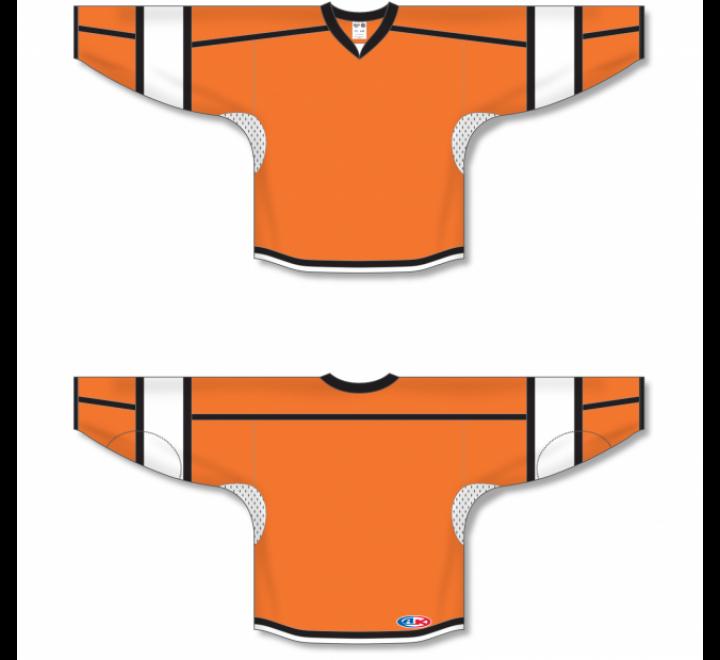 Select Series Hockey Jerseys - Orange