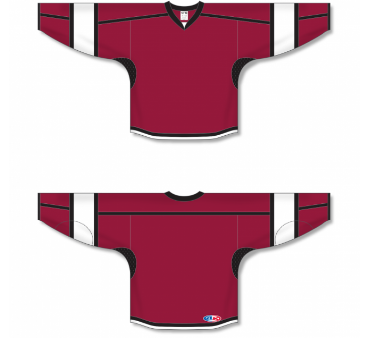 Select Series Hockey Jerseys - Av Red