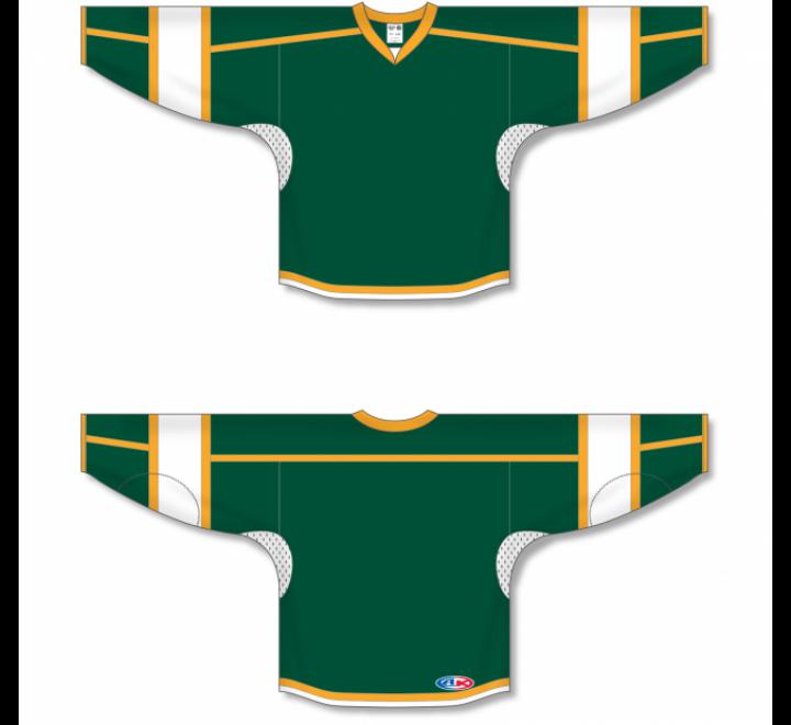 Select Series Hockey Jerseys -Dark Green