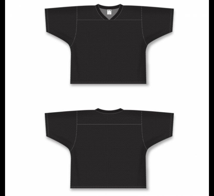 Field Lacrosse Jerseys - Black