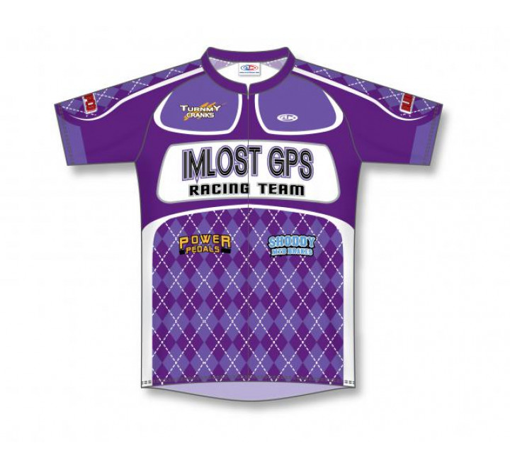 Sublimated Cycling Jerseys - C1304