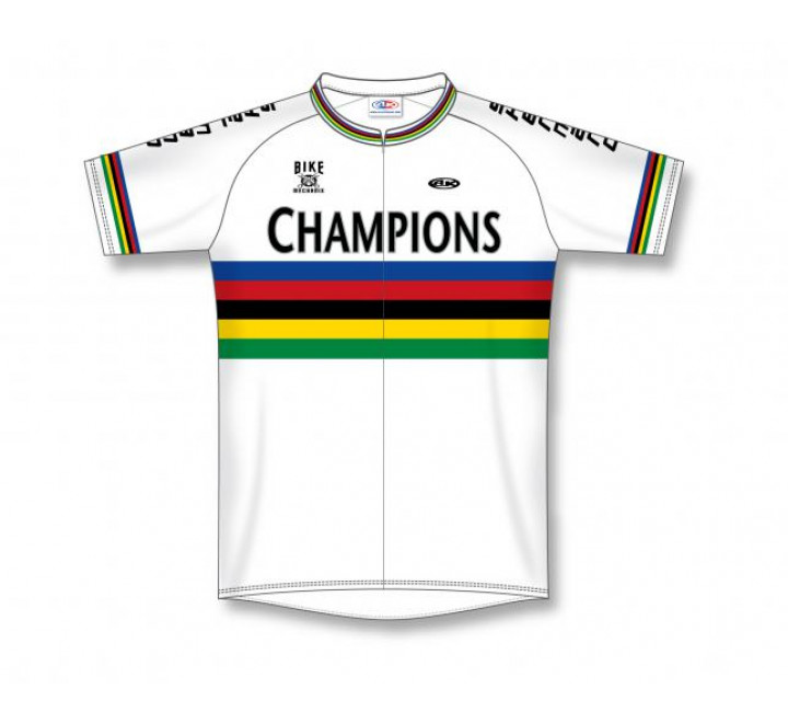 Sublimated Cycling Jerseys - C1318