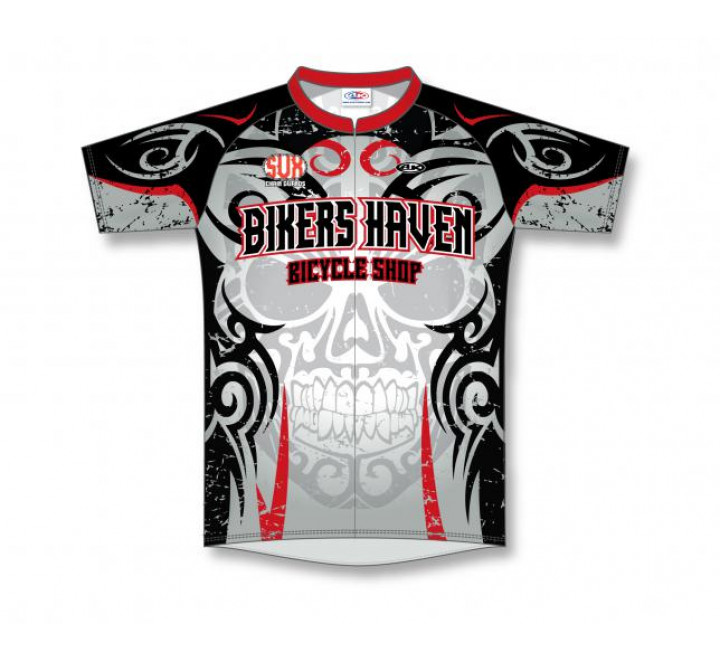 Sublimated Cycling Jerseys - C1321