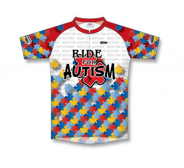 Sublimated Cycling Jerseys - C1502
