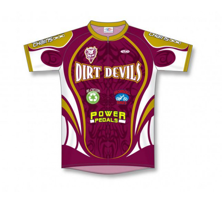 Sublimated Cycling Jerseys - C1514