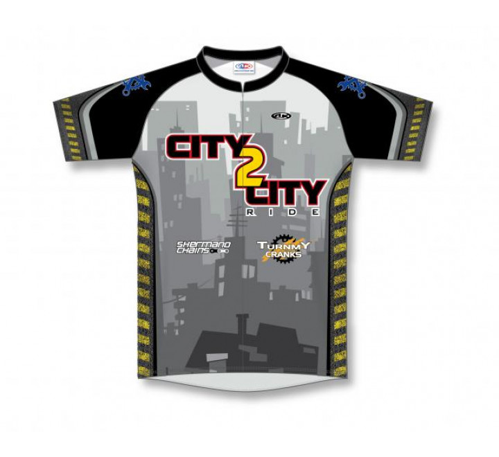 Sublimated Cycling Jerseys - C1517