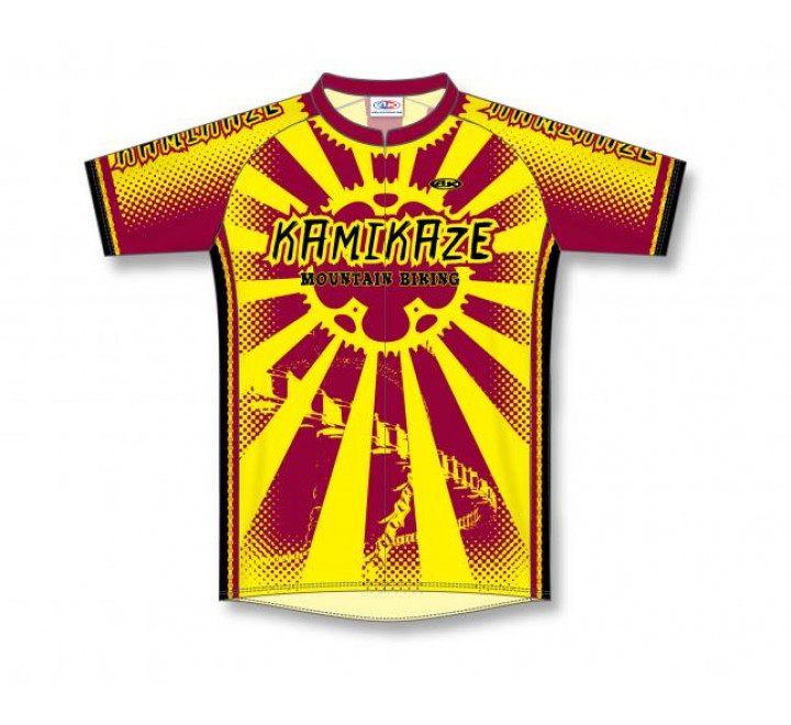 Sublimated Cycling Jerseys - C1524