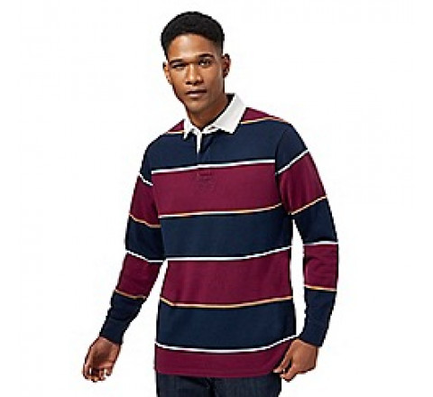 Cotton Soho Stripe Rugby Shirts
