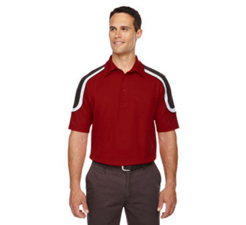 Men's & Women's Performance Edry™ Colour-block Polo - MEN