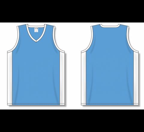 Dry-Flex Pro Cut with Inserts Basketball Jerseys - Sky