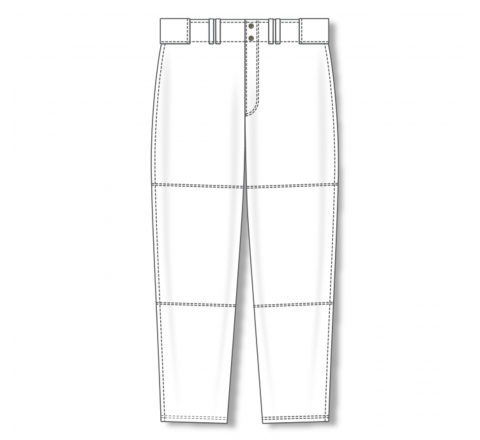 Baseball Pants - White