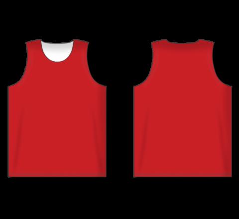 Dry-Flex Pro Cut Basketball Jerseys - Red