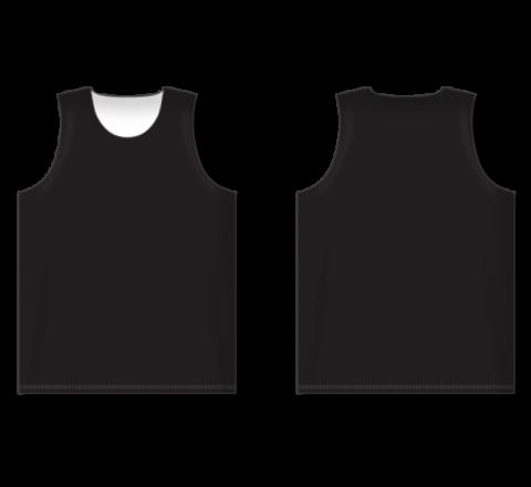 Dry-Flex Pro Cut Basketball Jerseys - Black