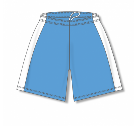Dry-Flex with Side Inserts Basketball Shorts - Sky