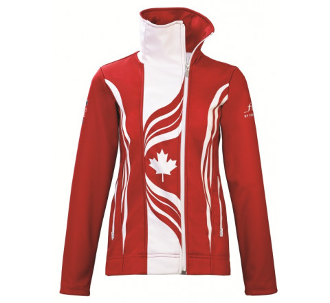 Promotional Sublimated Curling DARLEY Ladies Jackets