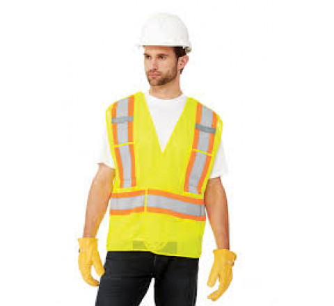 Vest - Guardian Hi Visibility  Safety Vest