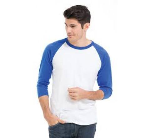 M&O Adult Baseball T-Shirt
