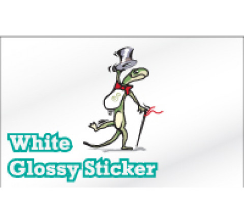 glossy-sticker