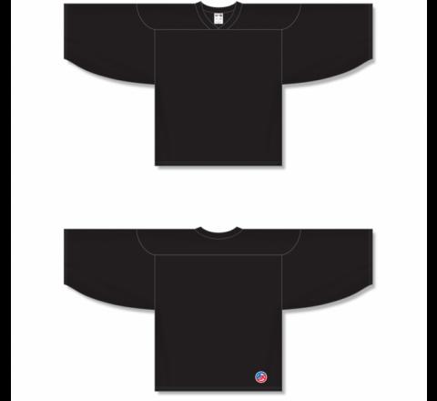 Practice Series Hockey Jerseys - Black