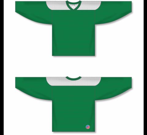 League Series Hockey Jerseys - Kelly