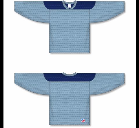 League Series Hockey Jerseys - Powder