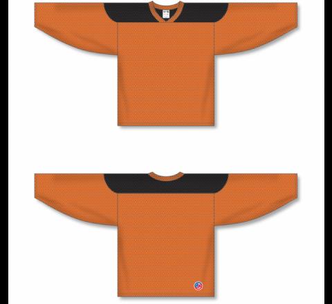 League Series Hockey Jerseys - Orange