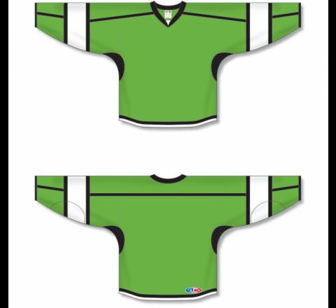 Select Series Hockey Jerseys - Lime Gree