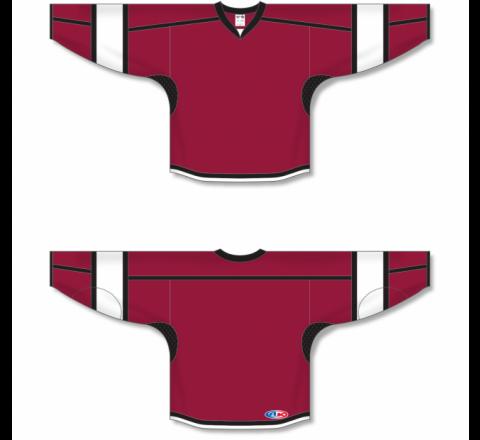 Select Series Hockey Jerseys - Av Red
