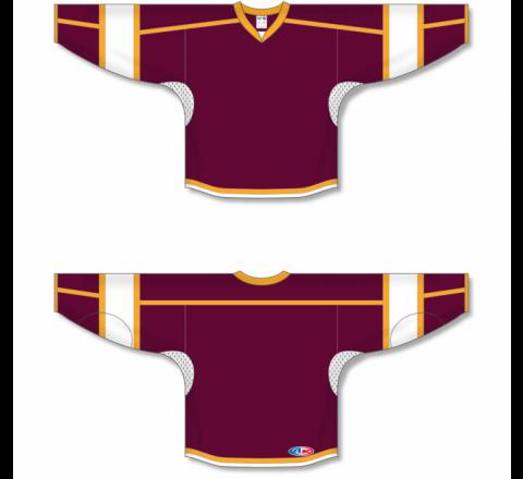 Select Series Hockey Jerseys - Maroon