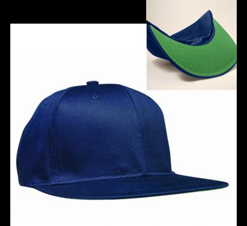 Flat Bill Deluxe Fashion Snapback Baseball Hat