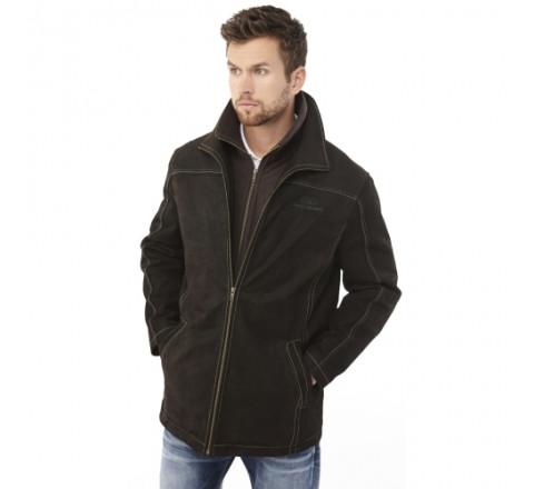 London Mens Leather Jacket