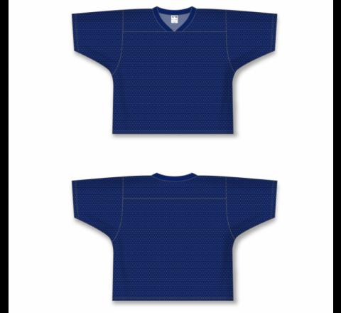 Field Lacrosse Jerseys - Navy
