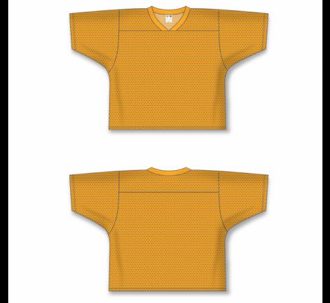 Field Lacrosse Jerseys - Gold