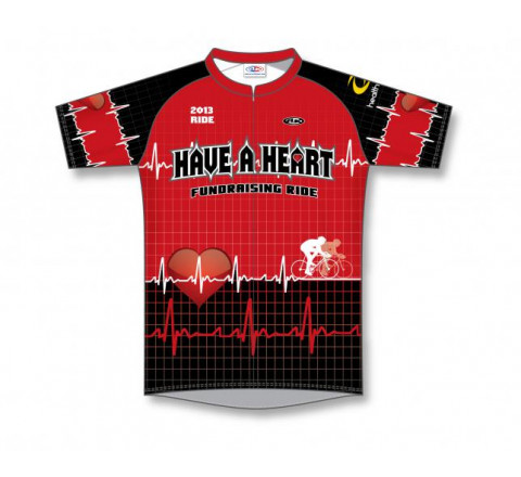 Sublimated Cycling Jerseys - C1310